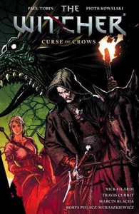 Witcher Volume 3: Curse of Crows - Paul Tobin (Paperback) - Cover