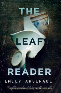Leaf Reader - Emily Arsenault (Hardcover) - Cover