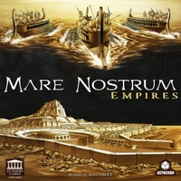 Mare Nostrum: Empires (Board Game) - Cover