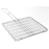 Cadac - Chrome Plated Rectangular Grid - 500 x 400mm