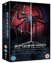 Spider-Man Complete Five Film Collection (DVD)