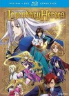 Legend of the Legendary Heroes Complete Collection (Blu-Ray/DVD Combo)