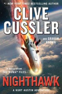 Nighthawk - Clive Cussler (Hardcover)