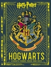 Harry Potter: Hogwarts: a Cinematic Yearbook - Scholastic (Hardcover) Cover