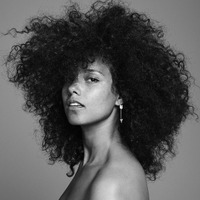 Alicia Keys - Here (CD) - Cover