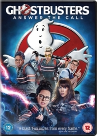 Ghostbusters (DVD) - Cover