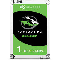 Seagate Barracuda 1TB 3.5 inch 7200rpm SATA 6GB/s Hard Drive