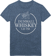 Dishonored 2 – Dunwall Whiskey Mens Blue T-Shirt (X-Large) Cover