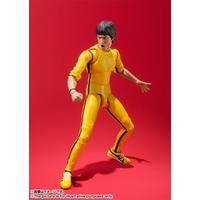 S.H.Figuarts Bruce Lee (Yellow Track Suit) (Figures)
