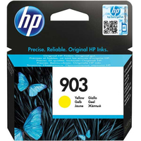 HP - 903 Ink Cartridge - Yellow - Cover