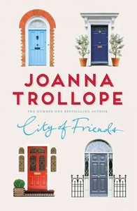 City of Friends - Joanna Trollope (Hardcover) - Cover