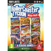 Rollercoaster Tycoon (9 Mega-Pack) (PC)