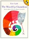 Mixed-up Chameleon - Eric Carle (Paperback)