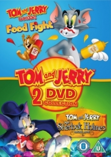 Tom and Jerry: Food Fight/Meet Sherlock Holmes (DVD)