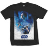 Star Wars Rogue One – Jyn X-Wing 01 Mens Black T-Shirt (Large)