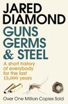 Guns, Germs and Steel - Jared Diamond (Paperback)