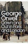 Down and Out In Paris and London - George Orwell (Paperback)