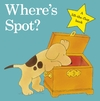 Where's Spot? - Eric Hill (Board book)