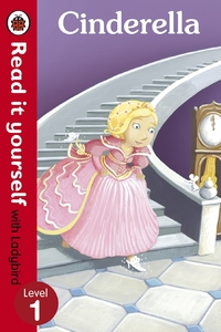 Cinderella - Read It Yourself With Ladybird (Paperback) - Cover