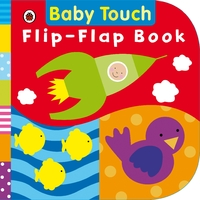 Baby Touch: Flip-Flap Book (Board book) - Cover