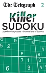 Telegraph: Killer Sudoku 2 - The Telegraph Media Group (Paperback)
