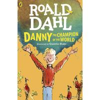 Danny the Champion of the World - Roald Dahl (Paperback)