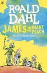 James and the Giant Peach - Roald Dahl (Paperback)