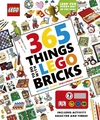 365 Things to Do With Lego (R) Bricks - DK (Hardcover)
