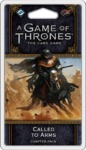 A Game of Thrones: The Card Game (Second Edition) - Called to Arms (Card Game) Cover