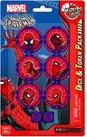 Marvel HeroClix - Superior Foes Of Spider-Man Dice & Token Pack (Miniatures)