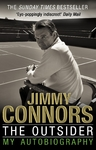 Outsider: My Autobiography - Jimmy Connors (Paperback)