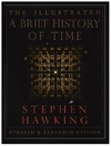 Illustrated Brief History of Time - Stephen Hawking (Hardcover)