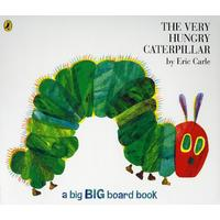 Very Hungry Caterpillar - Eric Carle (Hardcover)