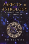 Aspects In Astrology - Sue Tompkins (Paperback)