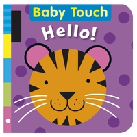 Baby Touch: Hello! Buggy Book (Board book) - Cover