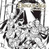 Dragon Age Adult Coloring Book - Pablo Churin (Paperback)