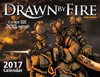 Drawn by Fire 2017 Calendar - Paul Combs (Paperback)