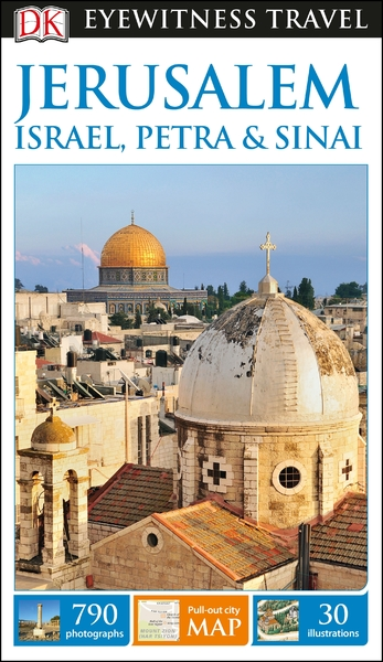 Jerusalem Eyewitness Travel Guide