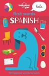 Lonely Planet First Words - Spanish - Lonely Planet Kids (Hardcover)