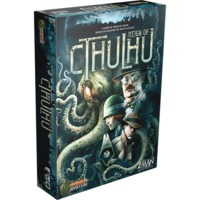 Pandemic: Reign of Cthulhu (Board Game) - Cover