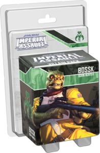 Star Wars: Imperial Assault - Bossk Villain Pack (Board Game) - Cover