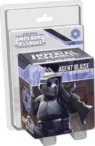 Star Wars: Imperial Assault - Agent Blaise Villain Pack (Board Game) - Cover