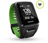 TomTom Runner 3 Cardio Fitness Watch - Black and Green (Small)