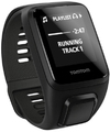 TomTom Spark 3 Cardio Music and Headphones Fitness Watch - Black (Large)