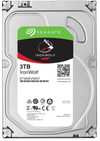 Seagate - IronWolf 3TB 3.5 inch NAS 64mb Cache Internal Hard Drive