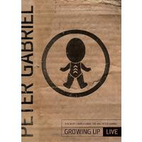 Peter Gabriel - Growing Up Live (DVD)