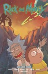 Rick and Morty 4 - Kyle Starks (Paperback) Cover