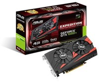 ASUS Expedition nVidia GeForce GTX 1050Ti 4GB GDDR5 128Bit Graphics Card - Cover