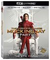 The Hunger Games: Mockingjay Part 2 (Region A - 4K Ultra HD + Blu-ray)