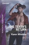 The Texan's Return - Karen Whiddon (Paperback)